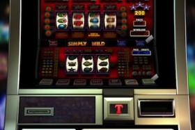 Hier kunt u een van de fruitkasten genaamd Simply Wild spelen. Dit is een gokspel van TopGambler.