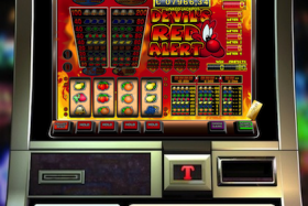 Red Devil Alert, van het PowerJackpot Casino