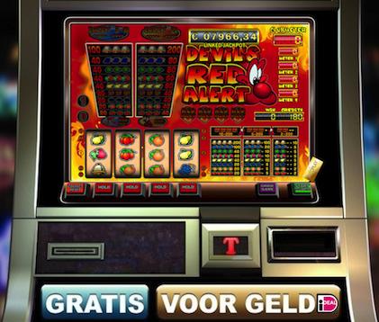 Red Devil Alert, van het PowerJackpot Casino