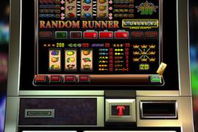 Random Runner, van het PowerJackpot Casino