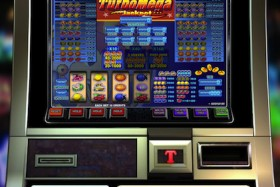 Hier kunt u op onze fruitmachine Turbo Mega Jackpotspelen