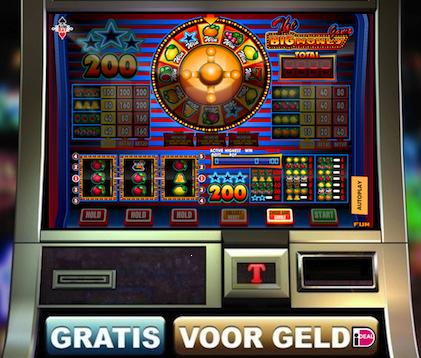 Hier speelt u Big Money, een klassieke fruitmachine van Eurocazino